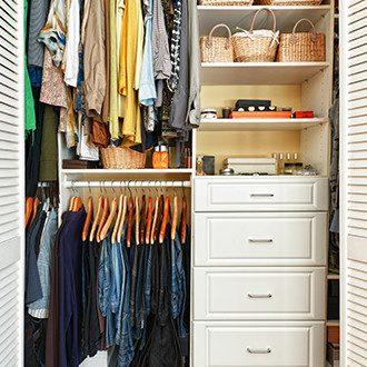 Ultra Organized Closet